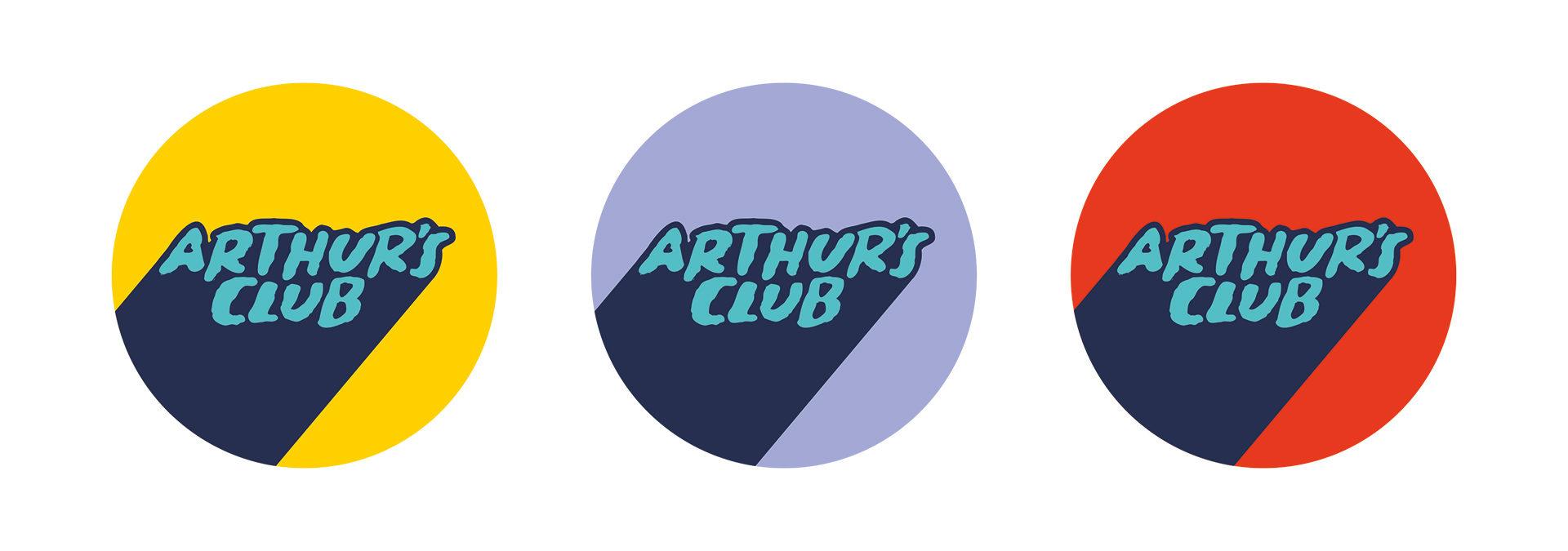Arthur's Club branding
