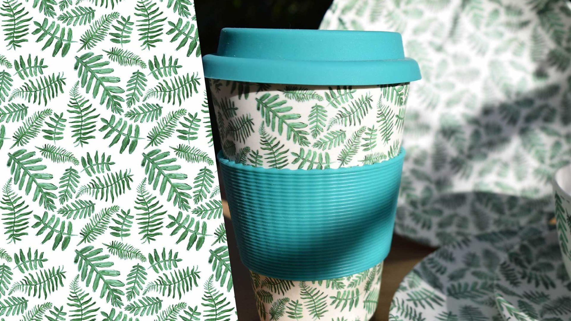 Eden Project bamboo homewares