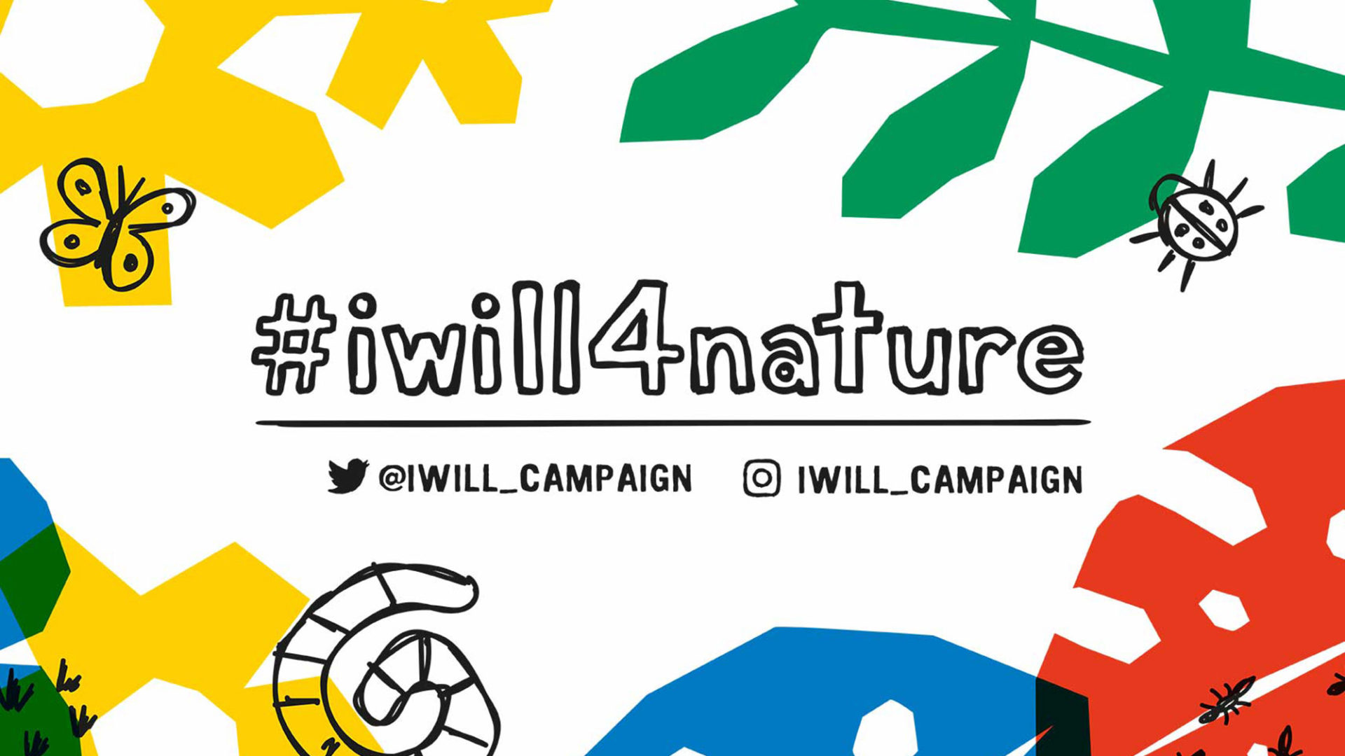 Iwill4nature Eden Project pack