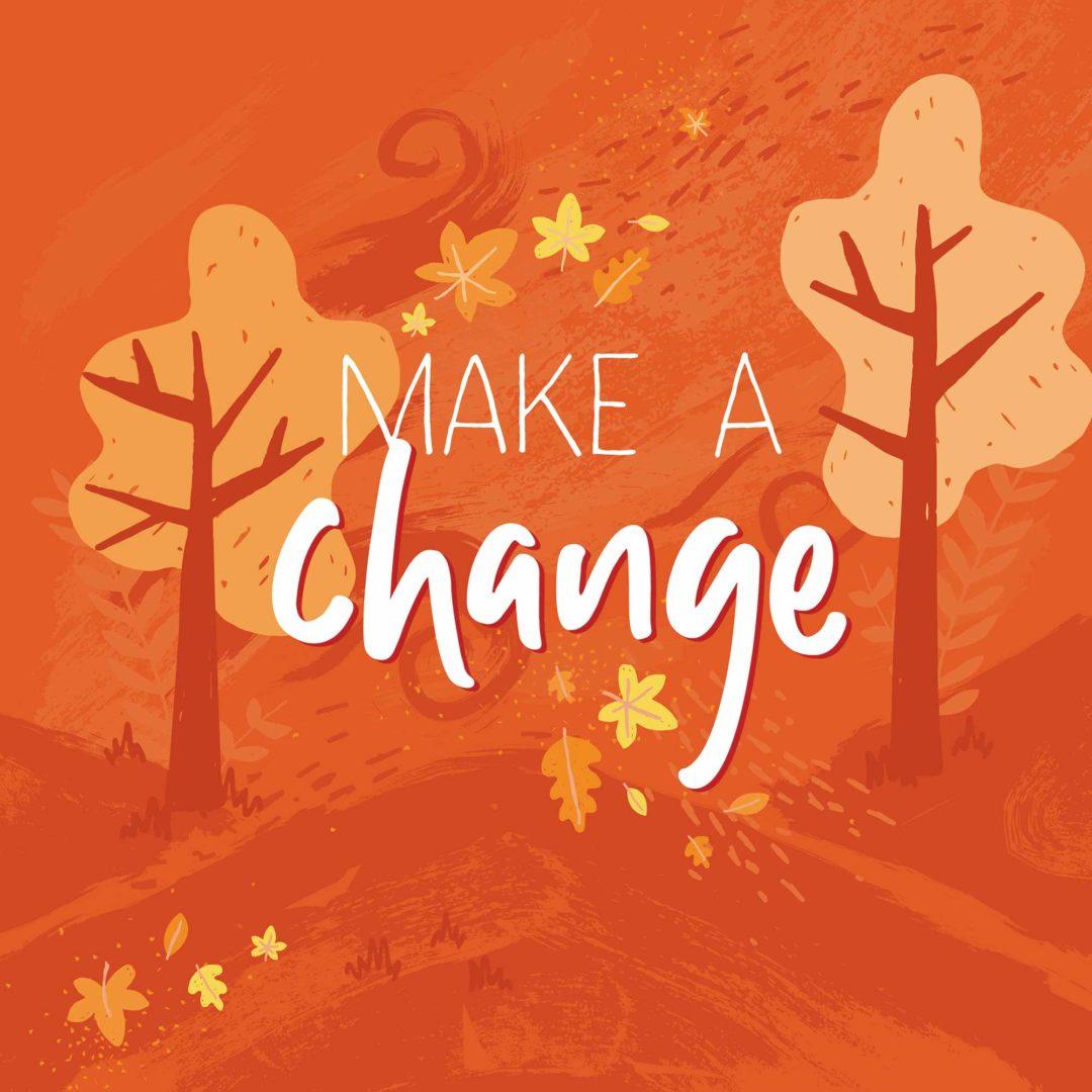 Eden Project 2021 Calendar – Make a change